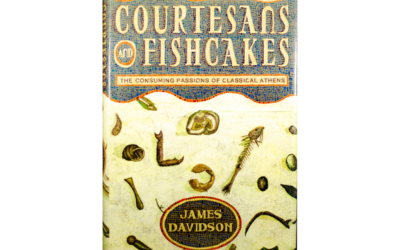 Courtesans And Fishcakes ΒΥ James Davidson