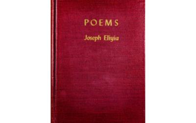 Poems BY Joseph Eliyia